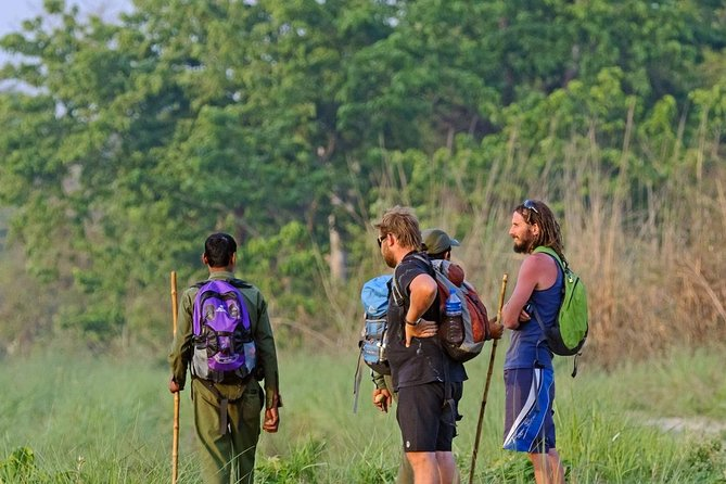 Enjoy your best Nepal safari tour at Chitwan, 2N3D Chitwan safari tour is one of the rewarded activities for all types of people offers you many things is this 3 days. In Chitwan National Park you can do different activities like canoe ride, jeep Safari drive, jungle walk and much more. In the evening you will walk down to the Sauraha beach and enjoy the sunset.