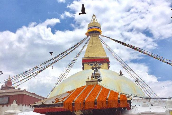 This full day private sightseeing tour takes you to Kathmandu's UNESCO World Heritage sites. Explore monuments that are considered some of the greatest achievements of the Malla dynasty. Appreciate the unique architecture of these famous sites and learn about the significance it plays in Nepalese history.