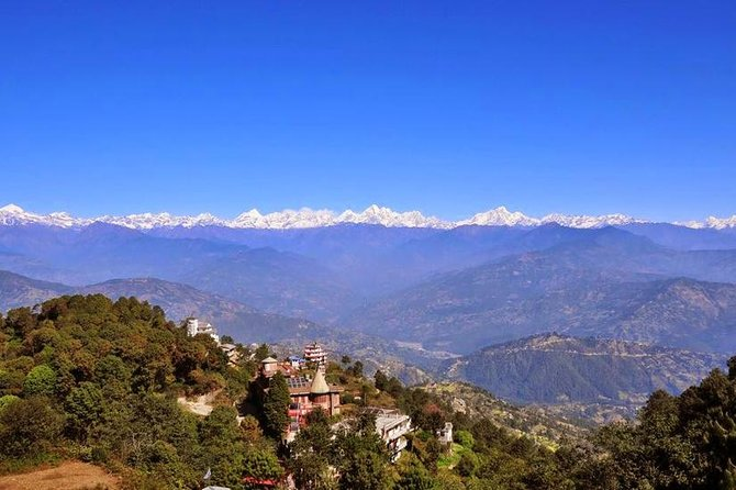 This 8-hour private tour takes you to the mountain viewpoint Nagarkot at 2195 m to see the sunrise. From Nagarkot, you can see the vista of the Himalayas ranging from the Dhaulagiri in the west to Kanchenjunga in the east. Also, depending on the day's visibility, you might see Mt. Everest with binoculars. You will also visit Bhaktapur, listed as a World Heritage Site by UNESCO for its richness in cultures, temples, arts and crafts.