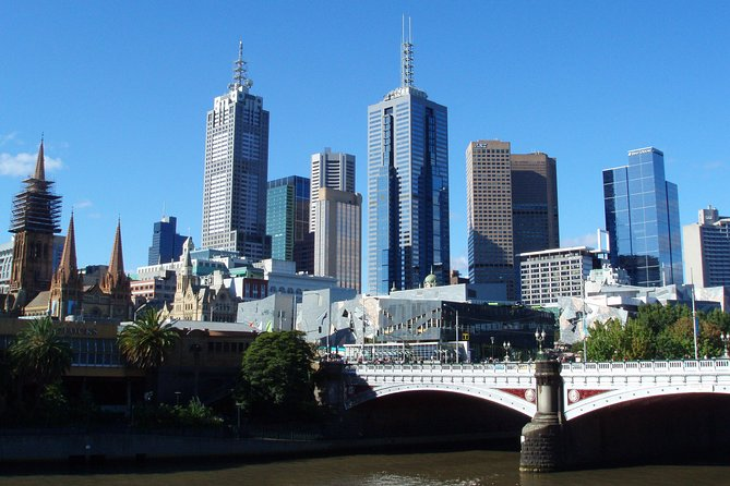 If you're looking for a personalized sightseeing experience in Melbourne, book this half-day or full-day customized tour with a private guide who will take you around the city to see the sights that interest you. Nearly all requests can be met, whether you wish to visit top attractions in Melbourne itself or head out on a day trip along the Great Ocean Road. You can also enjoy concierge services from your guide, such as organizing restaurant reservations. This tour is suitable for all sorts of groups, from families with young children to business travelers with limited leisure time. When booking, select the duration and group size that matches your party.