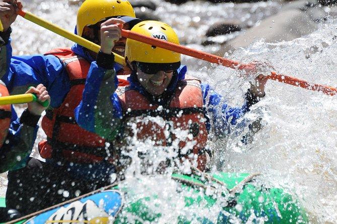 Half-Day Salt River Whitewater Rafting, Phonix, AZ, ESTADOS UNIDOS