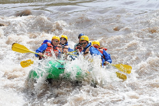 MAIS FOTOS, Full-Day Salt River Whitewater Rafting Trip
