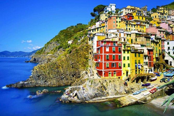 Excursión de un día a Cinque Terre desde Milán con recogida en el hotel, Milan, ITALIA