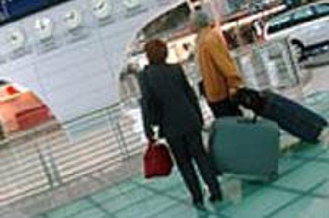 Traslado  aeropuerto - Hotel de Lisboa en servicio compartido, Lisboa, PORTUGAL