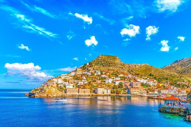 Crucero de día completo a las islas griegas desde Atenas: Poros, Hidra, Egina, Atenas, GRECIA