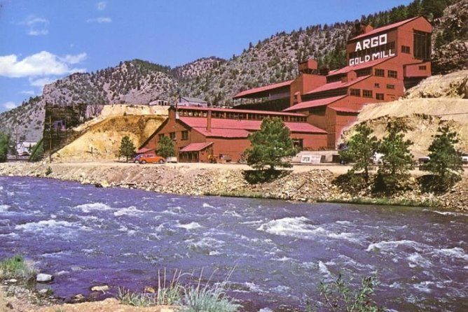 Tour the Mighty ARGO Gold Mill & Tunnel. Learn about Rocky Mountain Gold Rush history, explore our gold mine and mill. Get a free panning lesson at the end of your tour!