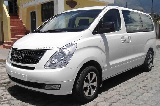 Private Shuttle from Cuenca to/from Guayaquil, Cuenca, ECUADOR