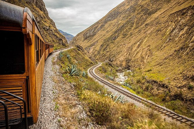 MORE PHOTOS, Devil's Nose Train and Ingapirca from Riobamba