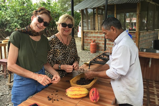 Cocoa farm & Chocolate making Tour, Cuenca, ECUADOR