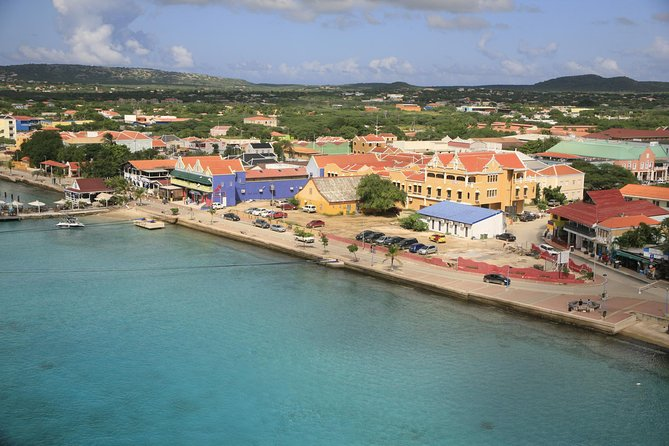 Explore Bonaire with us! This tour visits both the North and partially of the South sides, so by the end you will have a better impression of the island. Your local guide will take you to places like Goto Lake to see the flamingos up close, 1000 Steps, the beautiful colors of the salt flats and salt mountains, slave huts and much more. Take beautiful pictures of Bonaire's wild animals like flamingos, goats, iguanas and donkeys.