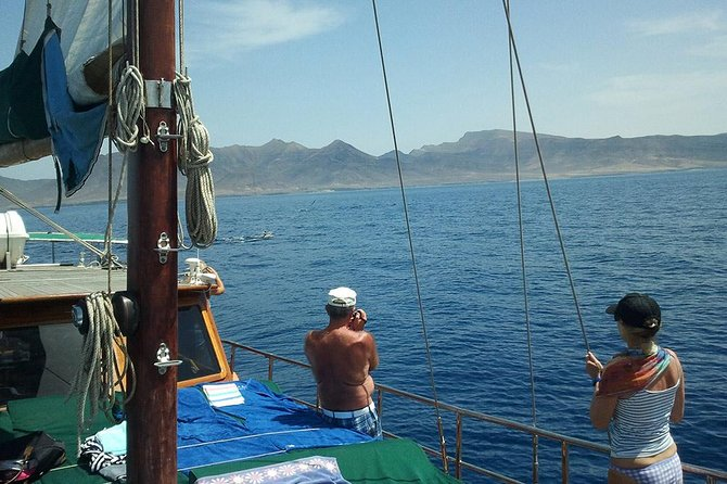 Sailing Cruise in a Traditional Gulet from Morrojable, Fuerteventura, ESPAÑA
