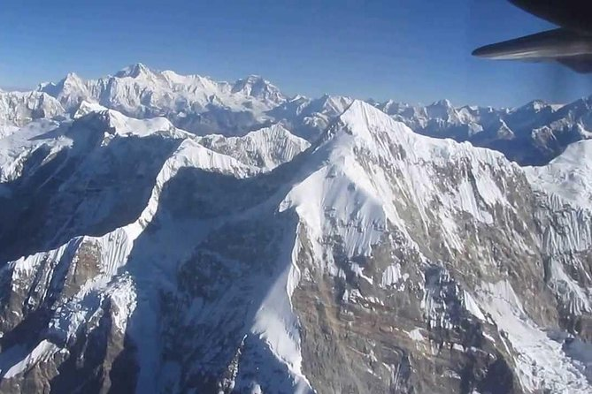 "One of the world's most exclusive tours(Everest Express or Mountain Flights). Can the magic of flight ever be carried by words? ""Why do you want to climb the Everest?"" was the question which prompted the now world famous quip,""because it's there!"" <br><br>We have for decades tried to comprehend what it is that drives men to push themselves to the limits of their physical and mental endurance. Many have tried but failed to summit the Everest, the highest peak in the world. It has been the exclusive realm of a select breed of mountaineers, always inaccessible to other mortals. The Everest Express, one of the world's most exclusive tours, is a lifetime experience. A flight that takes you deep into the Himalayas, flying into valleys close to the rock face, as close as five nautical miles from the Everest itself. Now you can see the stunning beauty of nature; raw, undiluted and truly majestic."