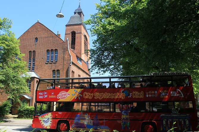 City Sightseeing Kiel Hop-On Hop-Off Bus Tour, Kiel, Alemanha