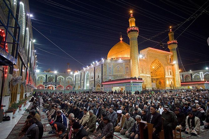 Start your spiritual journey in a eight(8) day tour of holy sites in Iraq (Karbala, Najaf, Samrah and Kazmain)<br><br>The Package is designed for individuals and groups with their own schedule, Its one of a Kind economy package which is custom designed according to needs and flexibility of Zawars (Travelers).<br><br>Note: The Package is not valid on days which fall during Ashura, Arbaeen.