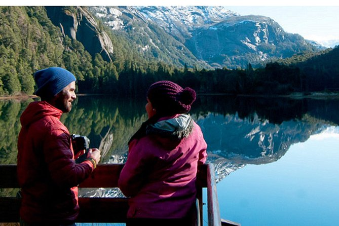 Boat navigation to Puerto Blest and Los Cantaros Falls from Bariloche, Bariloche, ARGENTINA