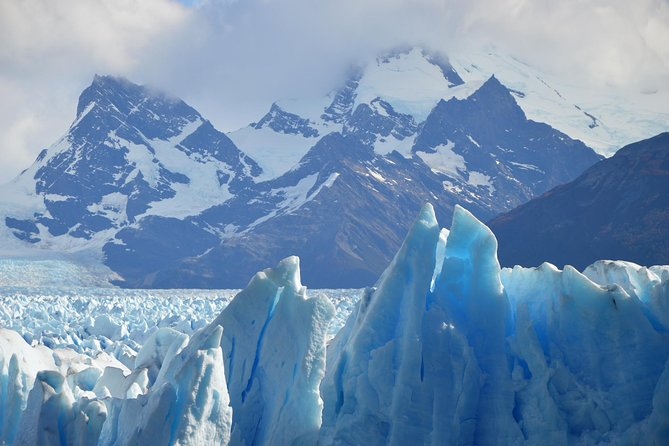 This is a trip across the Patagonian steppe to Glaciers National Park in Argentina, to see one of the most spectacular natural sites in all of South America.