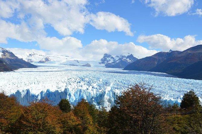Recorrido en barco por el glaciar Perito Moreno , El Calafate, ARGENTINA