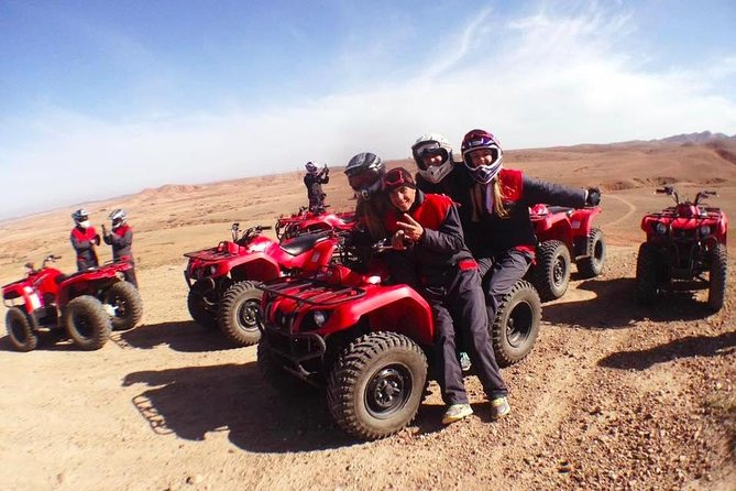 MAIS FOTOS, Quad Biking and Camel Ride Guided Day Trip from Marrakech