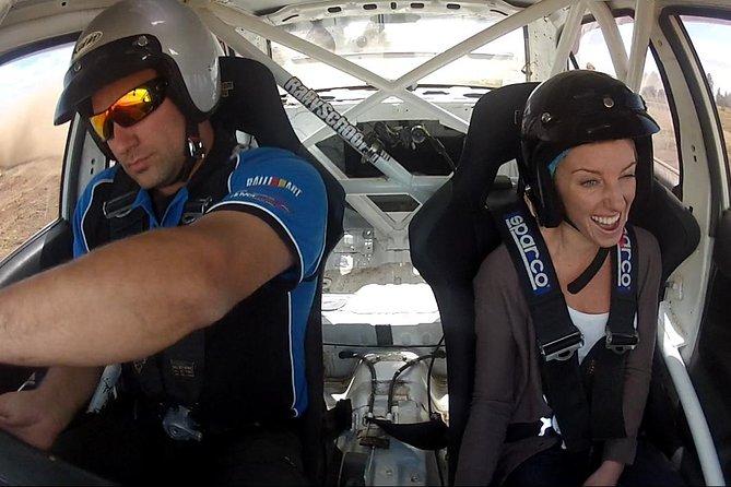 Hunter Valley 3 Hotlap Ride in a Rally Car, ,