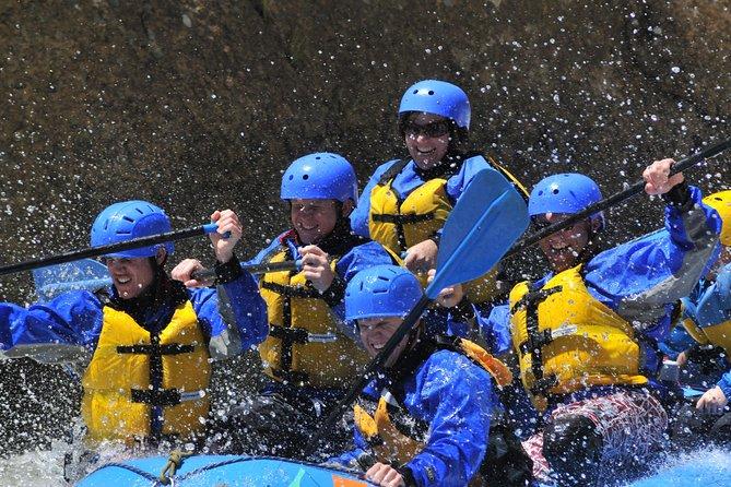 Numbers Half Day Rafting Trip with Lunch, Buena Vista, CO, ESTADOS UNIDOS