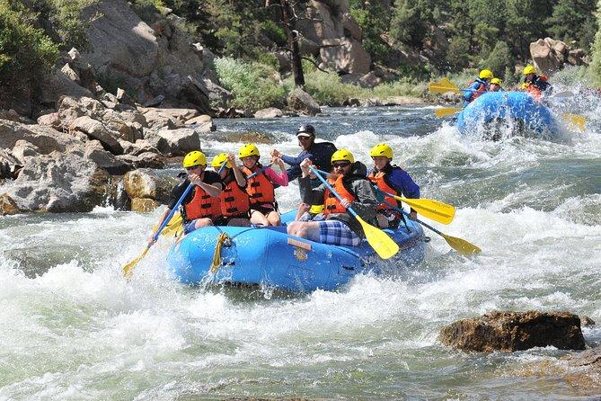 Browns Canyon Full Day Rafting, Buena Vista, CO, ESTADOS UNIDOS