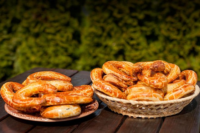 Bratislava city tour with food tasting. The tour introduces history of Bratislava and its traditional food, typical for Bratislava region. So taste it out!