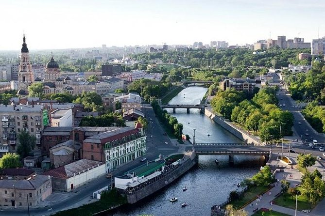 See the best of Kharkiv in one day! This City tour will give you a great opportunity to get a feeling of Kharkiv, as well as to visit all major city attractions and highlights. We offer you the chance to enjoy this great tour. Visit Kharkiv where you found thelargest square in Ukraine and one of the largest in Europe.It is approximately 690–750 meters (2,260–2,460 feet) long and 96–125 meters (315–410 feet) wide. The area of the complete square is approximately 12 hectares (30 acres)! You are Welcome!