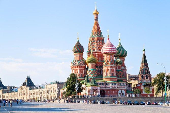 Visita a pie por la ciudad de Moscú para grupos pequeños, Moscu, RUSIA