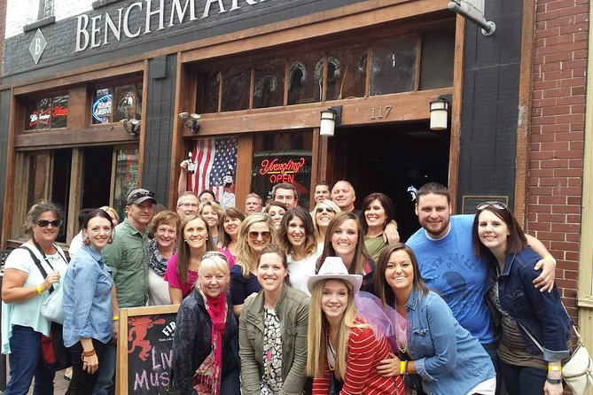 Downtown Nashville Pub Crawl, Nashville, TE, ESTADOS UNIDOS