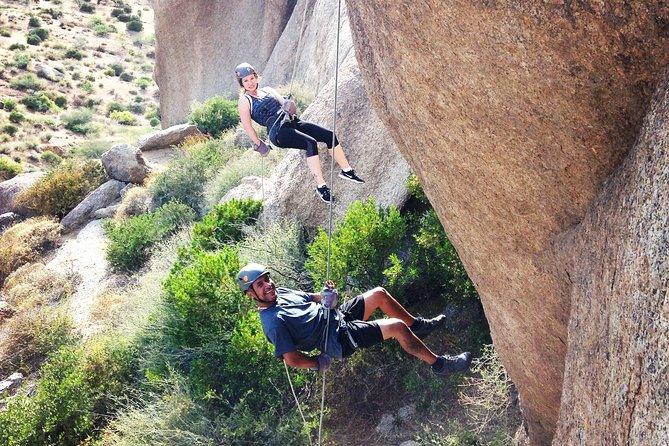 Scottsdale Rappelling Adventure, Phonix, AZ, ESTADOS UNIDOS