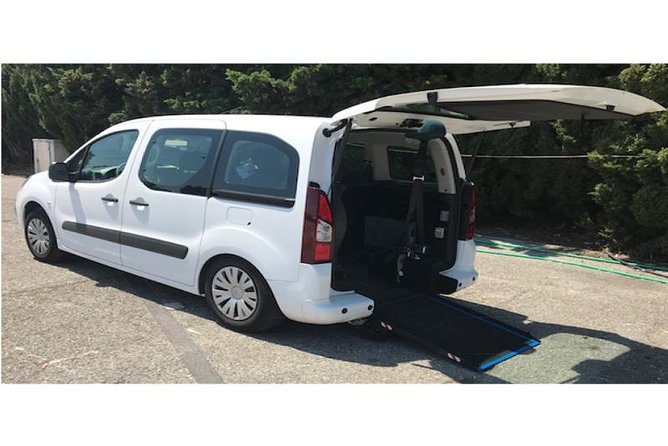 Disability & Mobility Private Transfer FROM CANNES to Nice Airport, Cannes, FRANCIA
