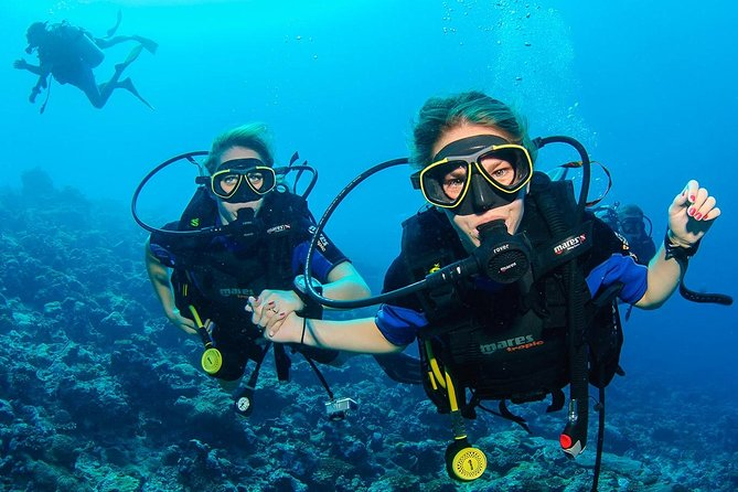 Bali Scuba Diving designed to accommodate all diving levels, from complete beginners to advanced ocean explorers. <br><br>This full-day Bali Scuba Diving Trip takes you to the spectacular USS Liberty Shipwreck in Tulamben, eastern Bali. Alongside a PADI certified instructor, you'll experience two 35-minute dives and see diverse marine life and the submerged ruins of a Soviet ship.<br><br>All equipment, a Balinese lunch, and hotel pickup and drop-off at select Bali hotels are included. <br><br>The best choice for you who looking for: Bali Scuba Diving, USS Liberty Shipwreck Dives in Bali, Scuba Dive in Bali, and Best Scuba Diving in Bali.