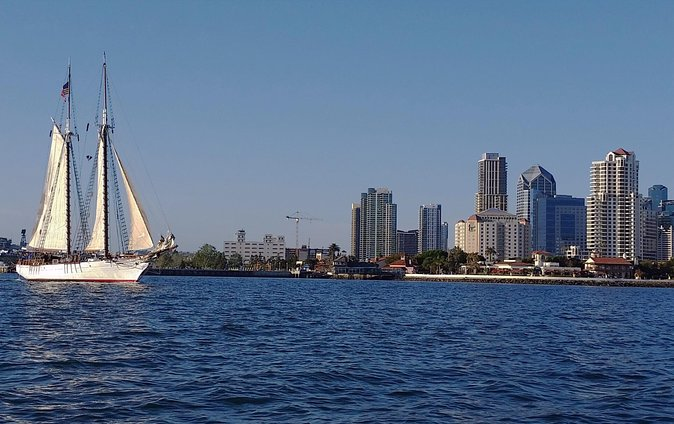 3 Hour Yacht Charter for Up To 6 People, San Diego, CA, ESTADOS UNIDOS