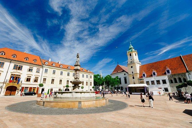Excursión de un día a Bratislava desde Viena, Viena, AUSTRIA