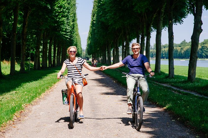 Day Bike Tour of Versailles from Paris, Paris, França