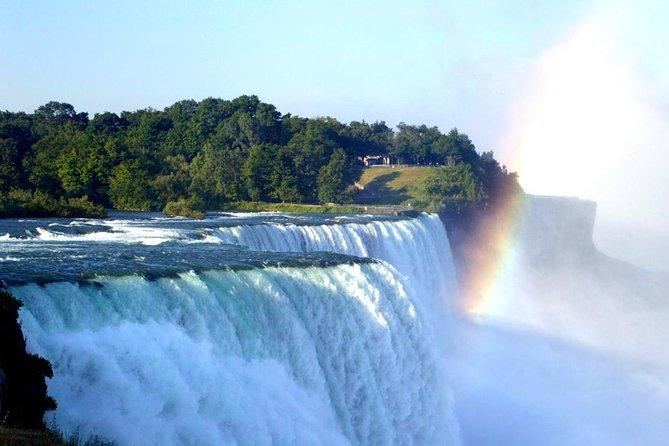 MÁS FOTOS, Niagara Falls Day Tour from Toronto including Hornblower Boat Tour