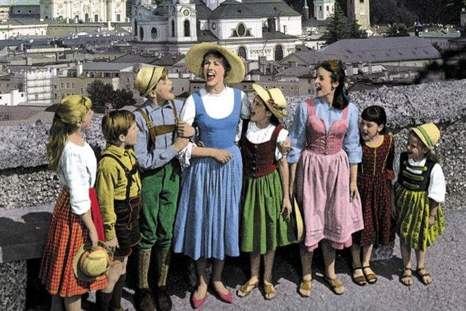 Private Custom Day Tour from Vienna: Original Sound of Music Tour in Salzburg, Salzburgo, AUSTRIA