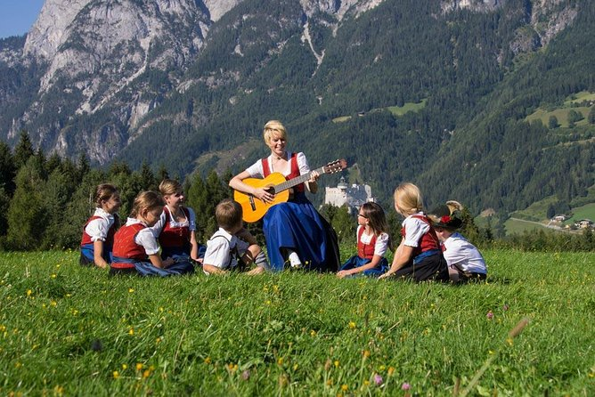 Full Day Private Sound of Music Tour including breakfast at the Palace of Leopoldskron, hiking the Sound of Music Trail famous for the opening scene where Maria sang do-re-mi...