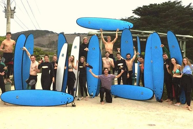 Great Ocean Road Learn to Surf Day Trip from Melbourne, Gran Carretera Oceanica, AUSTRALIA