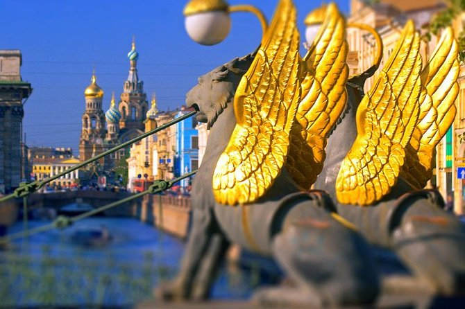 This relaxed and enjoable small group tour is included into the list of must do tours of St Petersburg. It gives the best presentation of St Petersburg and its suburbs. The tour includes very popular canal and Neva cruise. During the tour you will visit the most renown sights of St Petersburg and its suburbs: the Hermitage Museum including the Winter Palace, Church on Spilled Blood, Catherine Palace , Imperial Park, Peterhof Fountain Park, Metro and more. You will get the most from you visit of St Petersburg with the an accomplished andfriendlyguide.