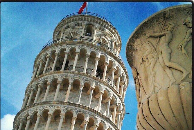 MÁS FOTOS, Visita guiada con entrada Evite las colas de la Torre Inclinada de Pisa para grupos pequeños