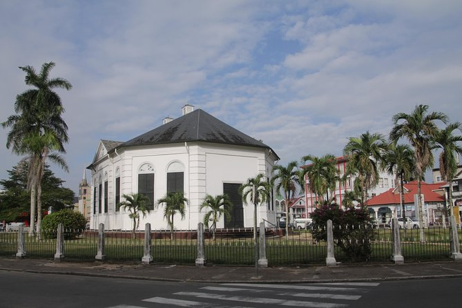 Small-Group Suriname City Walking Tour with Guide, Paramaribo, Suriname