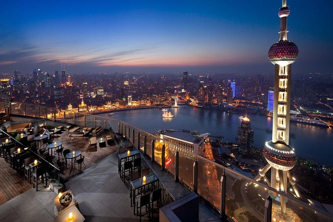 MÁS FOTOS, Shanghai Authentic Dinner and Night River Cruise with Rooftop Bar Hopping Option