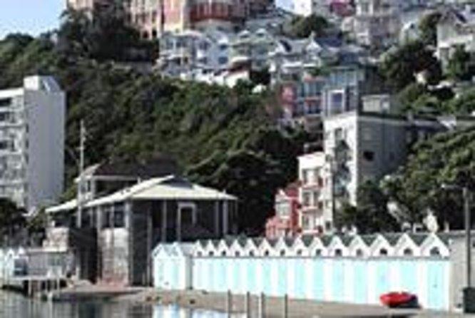 Wellington City Sightseeing Small-Group Tour, Wellington, NUEVA ZELANDIA