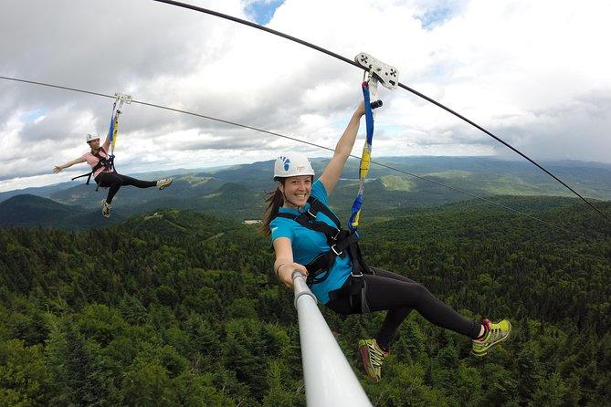 MAIS FOTOS, Guided Zipline Tour in Mont Tremblant