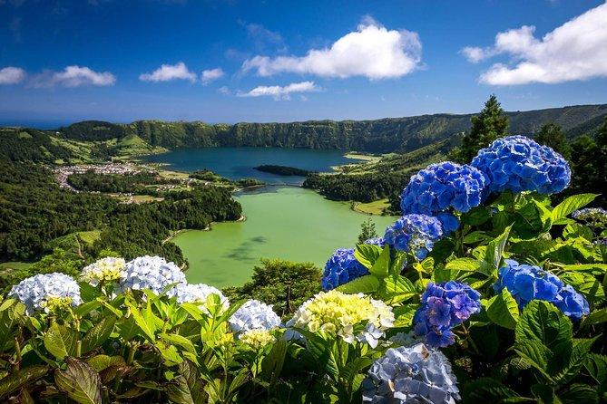 Excursión privada: Sete Cidades y Lago Fogo (precio de grupo), Ponta Delgada, PORTUGAL