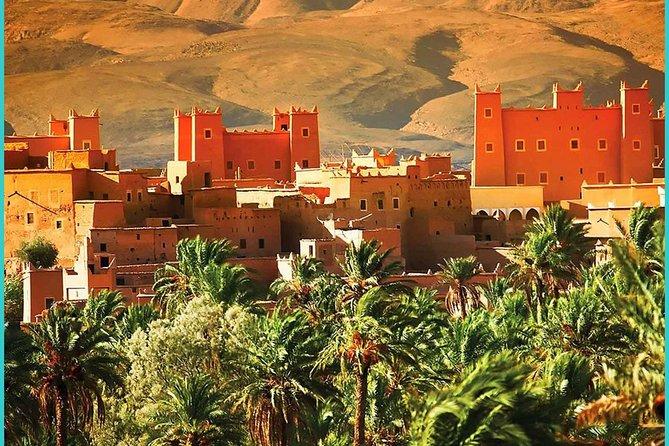 Recorrido de 2 días por el desierto desde Marrakech a través de las montañas del Atlas y paseo en camello, Marrakech, Ciudad de Marruecos, MARRUECOS