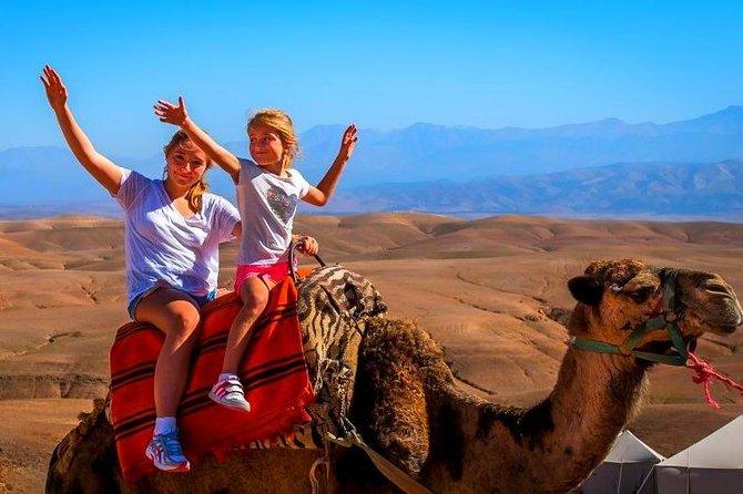 Desert Agafay and Atlas Mountains & Camel ride Day Trip From Marrakech, Marrakech, Ciudad de Marruecos, MARROCOS