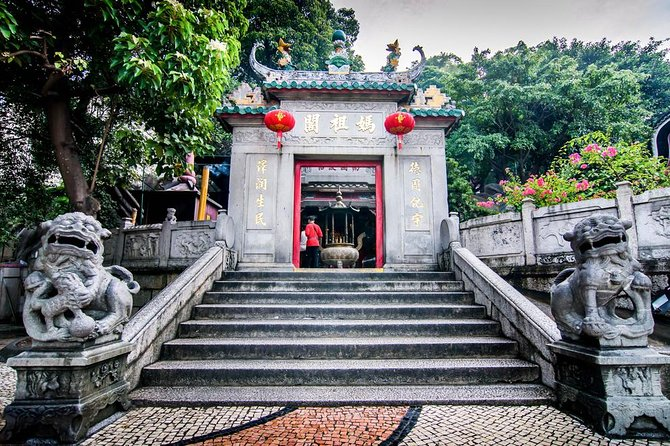 Macau City Sightseeing Tour, Macao, CHINA