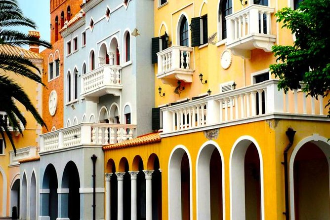Private Macau Transfer: Port to Hotel, Macao, CHINA